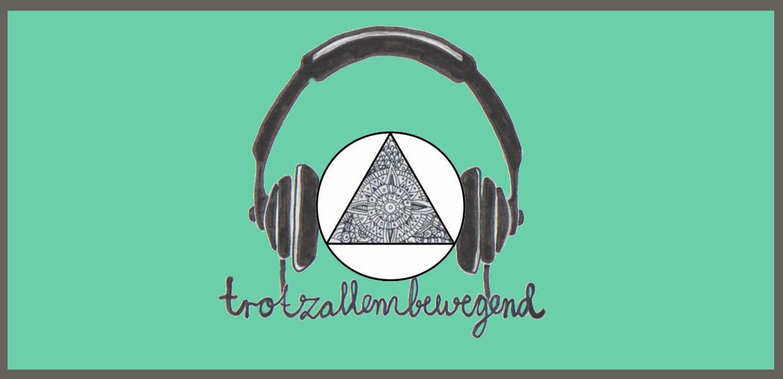 Podcastlogo von Trotzallembewegend Thema Ernährung bei chronischer Erkrankung und Genetik