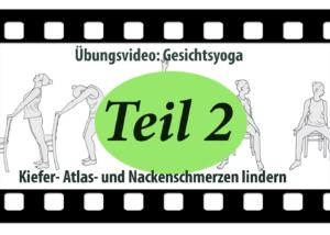 Yoga Übungsvideo für Nacken, Kiefer und Atlas